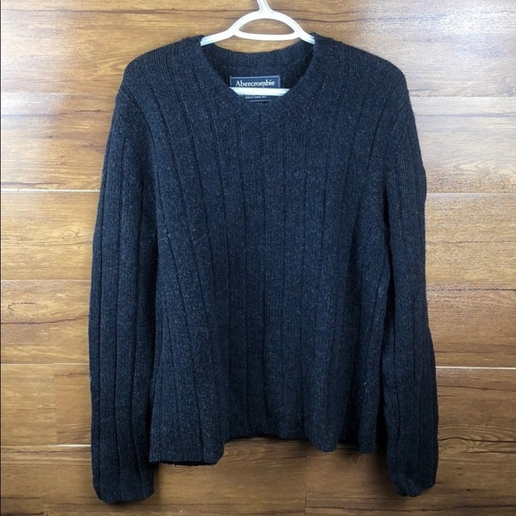 Abercrombie & Fitch Other - Abercrombie & Fitch Men's  Lambswool Sweater
